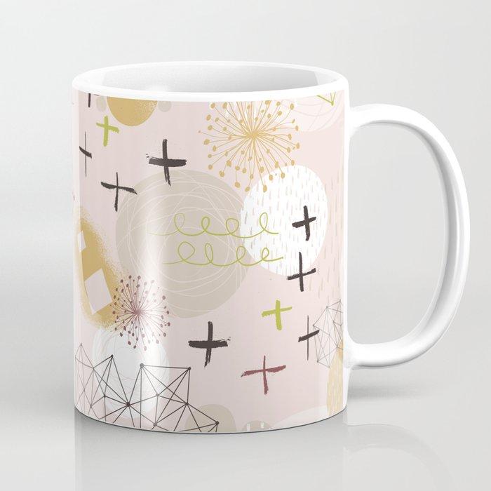 Abstract Planet Coffee Mug