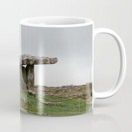 Poulnabrone Dolmen Portal Tomb - Ireland II Coffee Mug