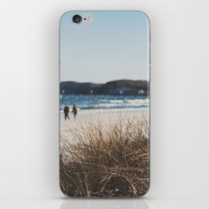 Strandspaziergang in Binz. iPhone & iPod Skin