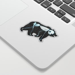 Bear Animus II Sticker