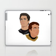 The Two Captains Laptop & iPad Skin