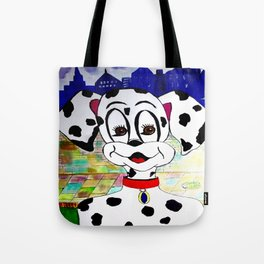 Dog 101 Tote Bag