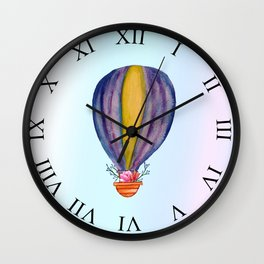 Joyfull Ride Wall Clock