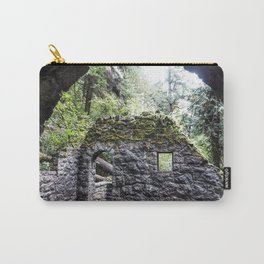Forest House Carry-All Pouch