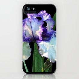 Iris 'Freedom Song' on black iPhone Case