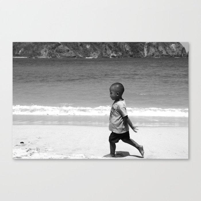 Children of Bali #2 Canvas Print