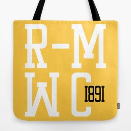 R-MWC (yellow 2) Tote Bag