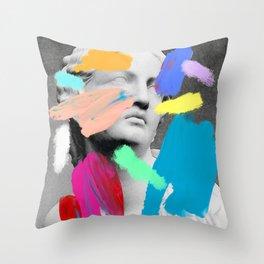 Composition 721 Throw Pillow