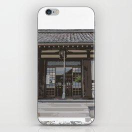 vektor architecture japanese iPhone Skin