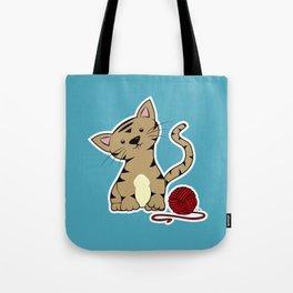 Little Tiger Tote Bag