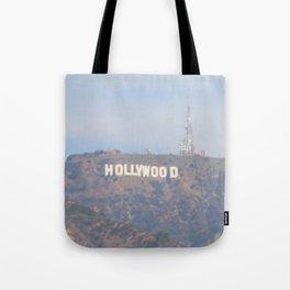 R+CHollywood Tote Bag