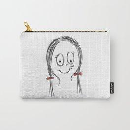 Awkward Girlchild Carry-All Pouch