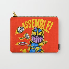 Assemble! Carry-All Pouch