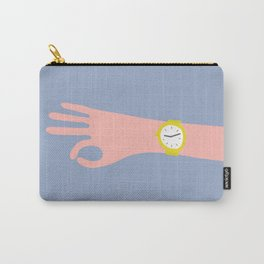 Cool Hand Illustration Carry-All Pouch