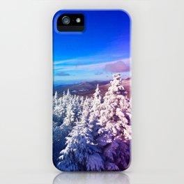 Killington Powder Day iPhone Case