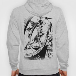 Cryptic Wolf Hoody