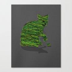 Snag Canvas Print