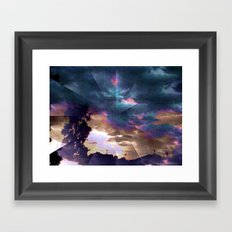 Prism For My New Year Framed Art Print