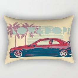 Bmw e36  Rectangular Pillow