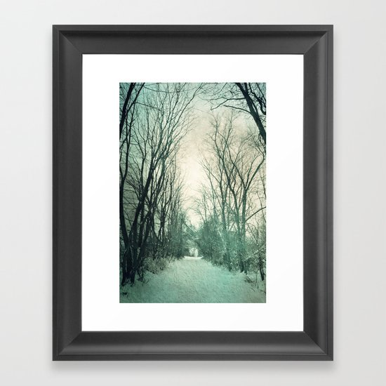 Recompense Framed Art Print