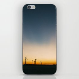 Ends of the Earth iPhone Skin