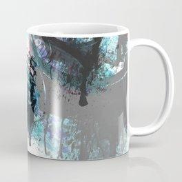 Frigate Ship Sketch Coffee Mug