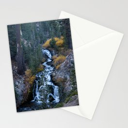 Evening Cascade (Kings Creek) Stationery Cards