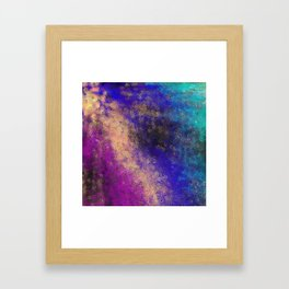 Mermaid Nights Framed Art Print