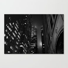More Stories From Gotham Canvas Print