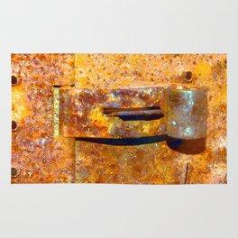 Industrial Lock Rug