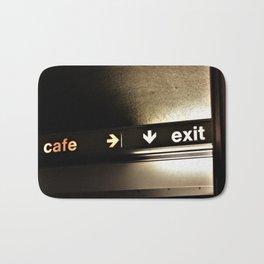Cafe/Exit Bath Mat