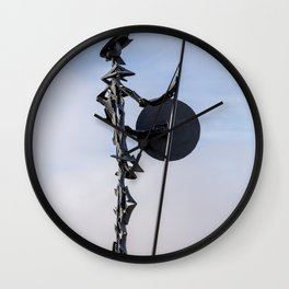 Don Quijote Wall Clock