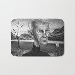 Samuel Beckett Bath Mat