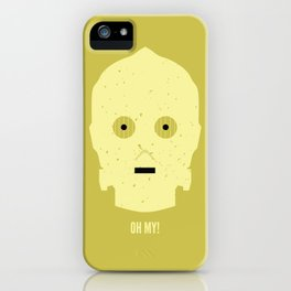 OH MY! iPhone Case