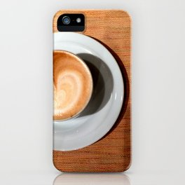 but coffee first iPhone Case