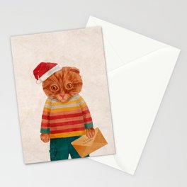 Oakley the Catster Stationery Cards