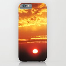 MM - Sunset of the city Slim Case iPhone 6