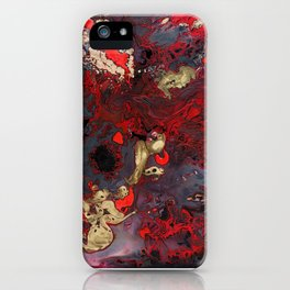 Burning Desire iPhone Case