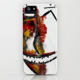 The masc iPhone Case