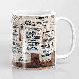Red Death Coffee Mug