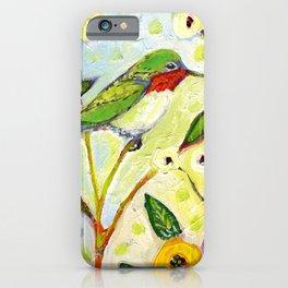 Chintimini Tree No 3 iPhone Case