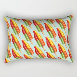 Popsicle Pattern- Bingo Bomb Rectangular Pillow