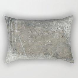 Silent Woods Rectangular Pillow