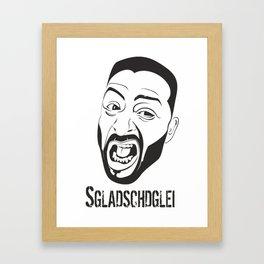 Sgladschdglei Framed Art Print