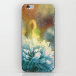 Blue Yonder iPhone Skin