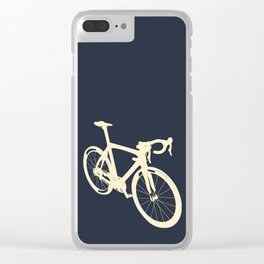 Bicycle - bike - cycling Clear iPhone Case