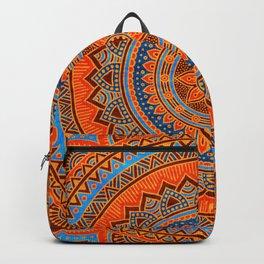 Hippie mandala 77 Backpack
