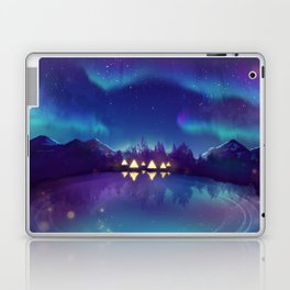 Northern Lights 2 Laptop & iPad Skin
