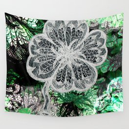 get friends get lucky Wall Tapestry