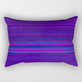 Re-Created  Horizon No. 5 by Robert S. Lee Rectangular Pillow